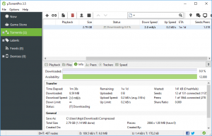 uTorrent Pro 3.5.5 Crack Full With Build 45828 Free Download 2021